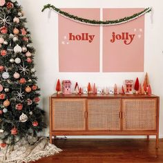 I've decked the halls and can't wait to share it with you! Loving these prints by 😍 Go to my stories to see our… Christmas Time Is Here, Merry Little Christmas, Christmas Love, Winter Christmas, All Things Christmas, Vintage Christmas, Christmas Trees, Holiday Fun, Holiday Decor