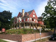 These 8 Bed And Breakfasts In Wisconsin Are Perfect For A Getaway 2. Old Rittenhouse Inn (Bayfield)