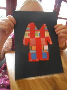 Weaving a new Coat for Anna. History Lesson Plans, Art History Lessons, Five In A Row, The Row, 3rd Grade Art, Paper Weaving, Preschool At Home, Unit Plan, Classroom Setting