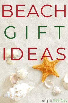 These beach gifts are perfect for Christmas, summer getaways, birthdays, and other occasions. Grab the perfect gifts for beach lovers no matter your budget. Caribbean Vacations, Beach Vacations, Beach Trip, Beach Vacation Outfits, Mother In Law Gifts, Beach Gifts, Beach Reading, I Love The Beach, Cheap Gifts