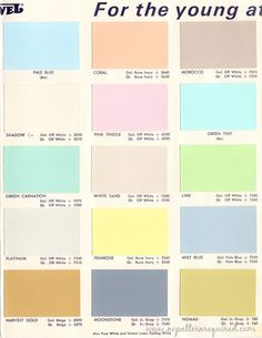 Pastel Paint Colors Inspiration Pastel Paint Colors The Pinkpeach Color Is On The Floors The . Inspiration