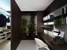 Wooden movable wall SHIFT