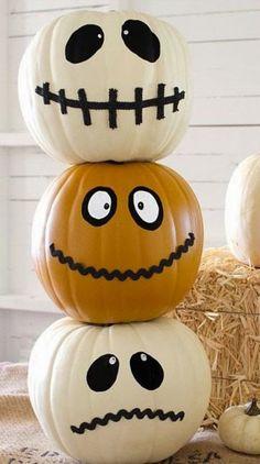 decoracion calabazas halloween - Buscar con Google