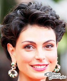 Short Curly Hairstyles After Chemo 2014
