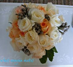 Crazy Fun With Bridal Flowers - #MeeganMakes
