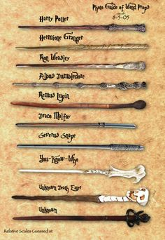 Singapore Harry Potter Costumes & Cosplay - Making Wands