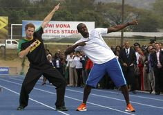 Bolt col principe Harry