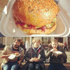 Our #QATester James is new to the #Brighton area, so today we showed him some great places to #eat! One of our personal favourites is @burgerbrethren, they serve exceptional #burgers with many different fillings! Check them out! #brightonandhove #brighton #thelanes #brightonlanes #burgers #lunchtimefun #lovebrighton #thisisbrighton
