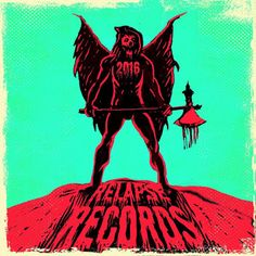 Disponível para download novo sampler da Relapse - World Of Metal