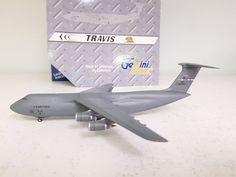 Gemini Jets 1:400 C-5M Super Galaxy USAF 70034 Travis AFB Ref: GMUSA073 #GeminiJets1400