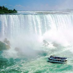 Nigeria Falls - Canada