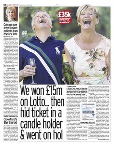Daily Mirror Katielee Arrowsmith