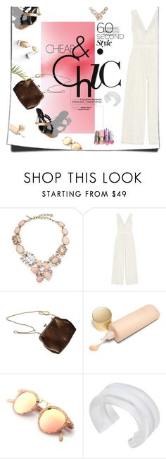 """Untitled #253"" by craftsperson ❤ liked on Polyvore featuring Oscar de la Renta, Temperley London, Eve Lom, Judith Hendler, 60secondstyle and PVShareYourStyle"
