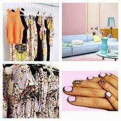 Mix it pink : P A S T E L S