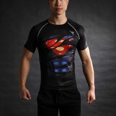 bab5789a batman T Shirt Captain America Civil War Tee 3D Printed T-shirts Men Marvel