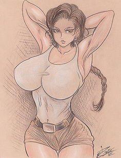 Lee Rumiko 1971 2014 Sketchbook 428C Original Anime Concept Art | eBay