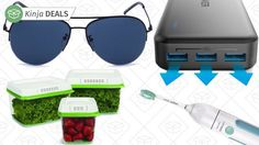 Monday's Best Deals: Polarized Sunglasses Rubbermaid FreshWorks Philips Hue and More