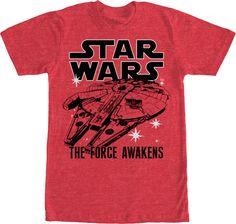 Star Wars Millennium Falcon Cool Long Pyjamas