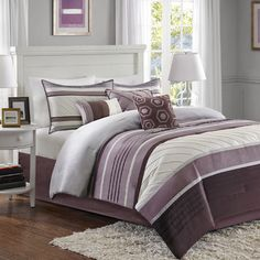 Darby Home Co Rendville 7 Piece Comforter Set Size: California King