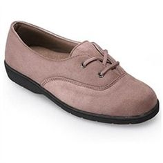 63a15c5c61c  Propet  ApparelFootwear  Womens  Taupe  Velour  Synthetic  Upper  Casual