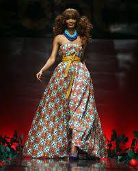 نتيجة بحث الصور عن fashionable african dresses
