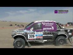 Dakar jour 1 pour Van Merksteijn et Chevaillier
