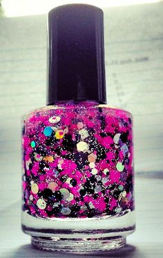 We're All Mad Here - Indie Nail Polish - Full Bottle
