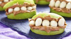 Bei der Zubereitung von Halloween-Snacks können Sie ihrer Kreativität freien lauf lassen (Quelle: Thinkstock by Getty-Images)