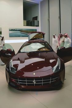 #ferrari FF launch party, Jeddah, Saudi Arabia. see the full photos on http://www.gltsa.com/forum/showthread.php?t=5584