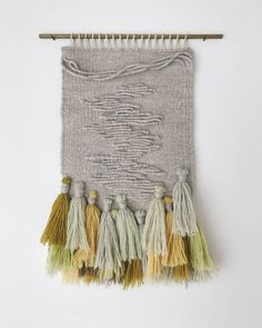 sea change handwoven wallhanging tapestry weaving