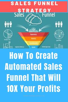 Want to learn how to create a sales funnel? We share our step by step guide that help us build intelligent funnel that convert visitors into sale. Business Entrepreneur, Business Tips, Online Business, Business Quotes, Marketing Topics, Affiliate Marketing, Marketing Ideas, Make Money From Home, How To Make Money