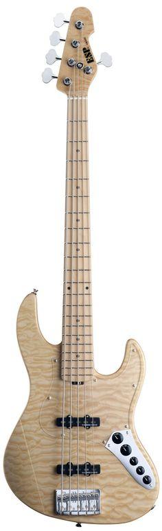 ESP Amaze-DLX 5 Bass Guitar