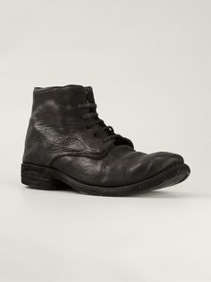 Visions of the Future: A1923 | Distressed Ankle Boots.
