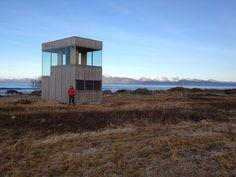 via Tumbler: Artist retreat on northern Vestvågøy in the Lofoten Islands, Norway. Contributed by Trond Sjursen.