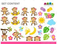 Are you looking for cute high quality clip art images to use in your projects? You've come to the right place!  PLEASE TAKE A MOMENT TO READ MY PRODUCT DESCRIPTION AND SHOP POLICIES BEFORE PURCHASING THIS ITEM, even if you have purchased something from my shop in the past – I know this can seem a little bit boring but once you read them, you will feel more confident about the type of product you are buying and the permitted uses for it ☺ This is a set of 28 .png files with transparent…