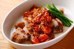 豚バラ肉のトマト煮込み