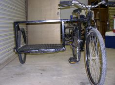 BICYCLE SIDECAR