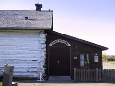 """Canmore Opera House, Calgary Heritage Park, AB -built in the 1800'sa a concert hall but was used as a morgue during a mine disaster killing over 700 men - ghost of """"Sam"""" seen sitting in the third row and wandering the building, a woman singing is heard. objects move"""