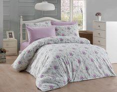 Lenjerie de pat Ranforce Karin V3 pentru doua persoane si patru piese #homedecor #interiordesign #inspiration #bedsheets #bedroomdecor Comforters, Blanket, Bed, Interior, Design, Home Decor, Creature Comforts, Quilts, Decoration Home
