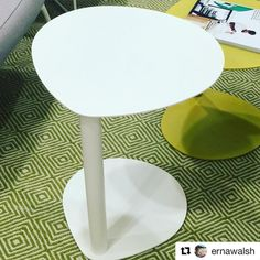 Thanks to @ernawals for this picture of #Easyboy, the table designed by #BartoliDesign  #Segis #SegisDesign #italiandesign #interiordesign #tabledesign
