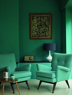 Monochromatic Rooms - 9 Ways To Design With Color | COCOCOZY