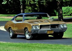 1970 Buick GS 455 Stage 1 Maintenance/restoration of old/vintage vehicles: the material for new cogs/casters/gears/pads could be cast polyamide which I (Cast polyamide) can produce. My contact: tatjana.alic14@gmail.com