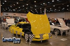 Bill Folse received his Tri-Power Award ® at the Houston Corvette Chevy Expo this last February. The Corvette Chevy Expo is an All Indoor Corvette and Chevrolet event, full of Chevrolet vendors, Show Cars, and Cars for Sale, held annually in Houston, Texas and Dallas, Texas. http://corvettechevyexpo.com/