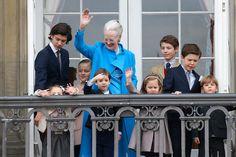 Queen Margrethe of Denmark calls on her 8 adorable grandchildren to help celebrate her 76th birthday - Photo 3