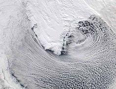 Desktop Project Part 14: The cloud streets of southern Greenland