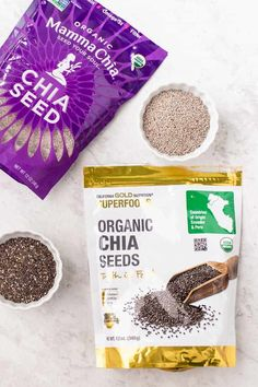 6 Ways to Make Healthy Chia Pudding - Simply Quinoa Chia Pudding, Pudding Flavors, Pudding Recipes, Good Healthy Recipes, Healthy Breakfast Recipes, Healthy Snacks, Easy Recipes, Free Breakfast, Breakfast Ideas