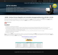 79 Best SAP Certification Questions and Answers images in