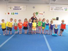 Seacliff Pre-Gym offers cognitive benefits in addition to physical benefits. When your child is engaging in these activities, they are exercising their brains as well as their bodies. Seacliff Pre-Gym is conducted by qualified Kindergym / Gymnastic coaches.