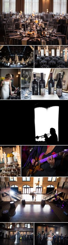 Carrie and Bud: Phoenixville Foundry Wedding