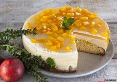Receita de Semifrio de pêssego e gelatina. Descubra como cozinhar Semifrio de pêssego e gelatina de maneira prática e deliciosa com a Teleculinária!
